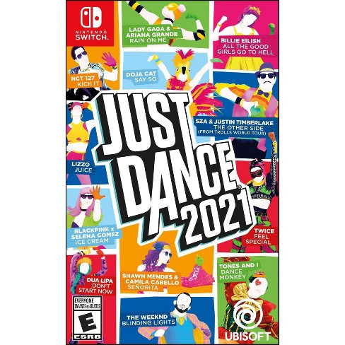 Nintendo Switch Juego - Just Dance 2021 [Inglés]